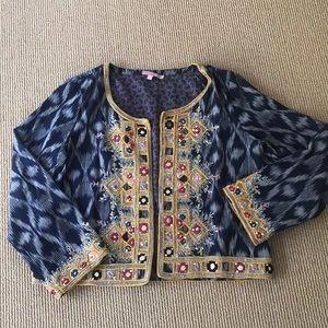 Calypso embroidered Jacket